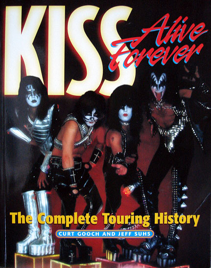 The kiss years collection card