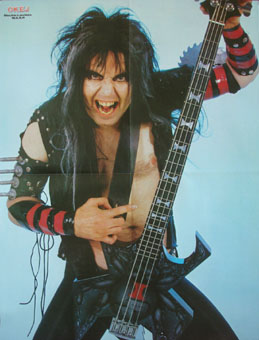 W.A.S.P. - Live... In The Raw